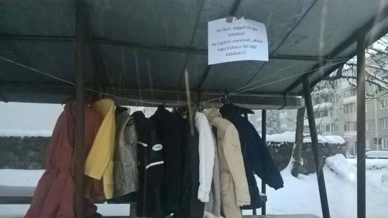 Ha fázol, vegyél el egy kabátot...