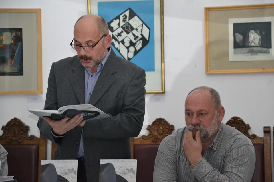 Ferenczi Attila és Siklódy Ferenc; fotó: Abrudbányai-Győri Tamás